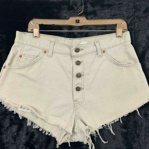 Levis 13 Cut Off Shorts Vintage 950 Relaxed Fit
